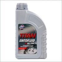 Трансмиссионное масло  TITAN SYNTOFLUID SAE 75W 1 литр