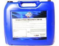 Трансмиссионное масло  TITAN Cytrac MB Synth 75W-90 20 литров