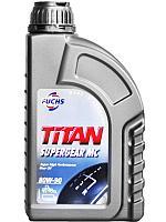 Трансмиссионное масло  TITAN SUPERGEAR MC 80W90  1 литp