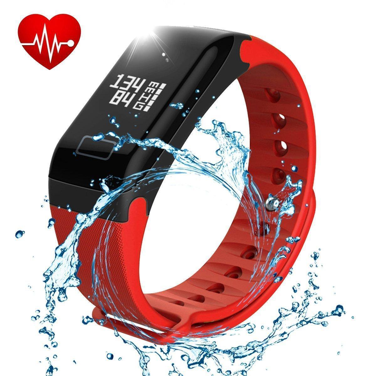 Тонометр - смарт АД - измерение давления, качественные часы для пожилых MI Smart Healthy С1 - фото 2