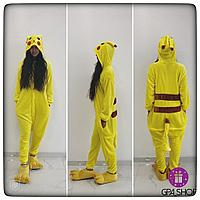 Пижама кигуруми Пикачу