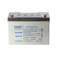 Аккумулятор SVC GL12100 12В 100 Ач (GEL), фото 1