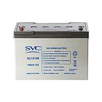 Аккумулятор SVC GL12100 12В 100 Ач (GEL)