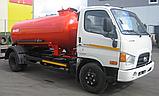 Машина вакуумная КО-523 МАЗ-5340В2 (ассенизатор), фото 2