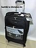 Маленький дорожный чемодан на 4-х колесах Samsonite. Высота 58 см,длина 39 см, ширина 25 см.