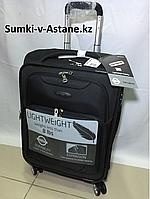 Маленький дорожный чемодан на 4-х колесах Samsonite. Высота 58 см,длина 39 см, ширина 25 см., фото 1