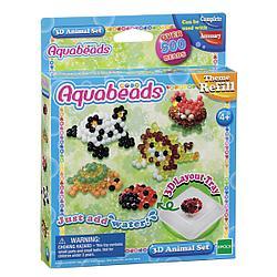 Aquabeads Зверюшки в 3D