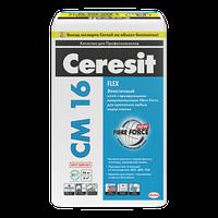 Ceresit СМ 16 Эластичный клей для минеральной плитки