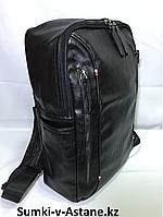 Рюкзак для города из экокожи.Высота 42 см, длина 28 см, ширина 16 см.