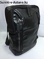 Рюкзак для города из экокожи.Высота 42 см, длина 28 см, ширина 16 см., фото 1