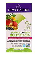 New Chapter, Идеальный пренатальный мультивитаминный комплекс, 96 вегетарианских таблеток, фото 5