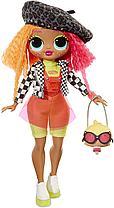 LOL кукла Сестра OMG Neonlicious