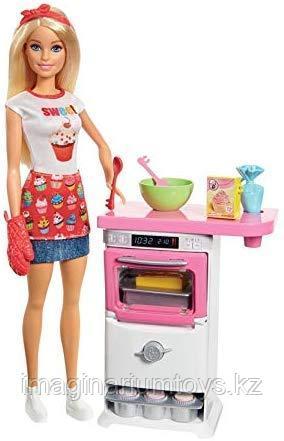 Игровой набор Barbie Барби Кондитер