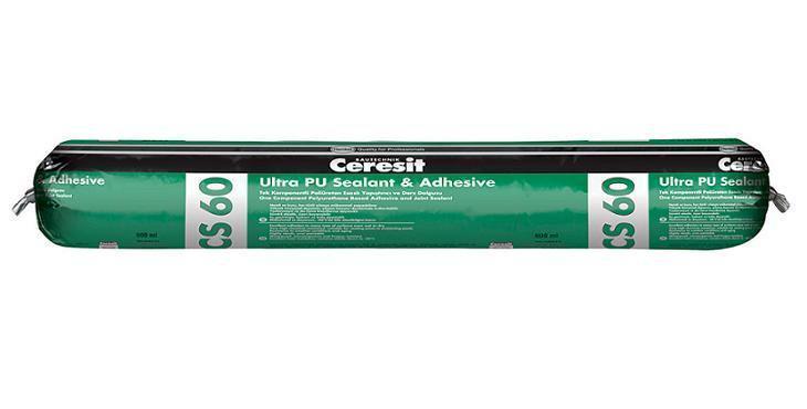 Ceresit CS 60 Полиуретановый герметик , фолиевая туба