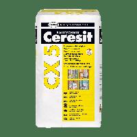 Ceresit СХ 5. Монтажный и водоостанавливающий цемент
