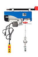Таль электрическая канатная TOR PA-600/1200 12/6. Мощность: 1900Вт.