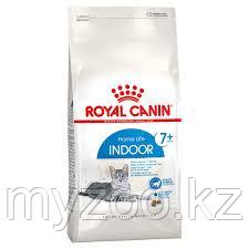 Корм для стареющих кошек домашнего содержания Royal Canin INDOOR + 7  3.5kg.