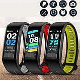 Фитнес браслет здоровья - температура тела, давления, пульс, сон, шагомер., фото 2