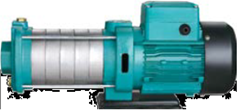 Поверхностный многоступенчастый центробежный насос ECH15-40
