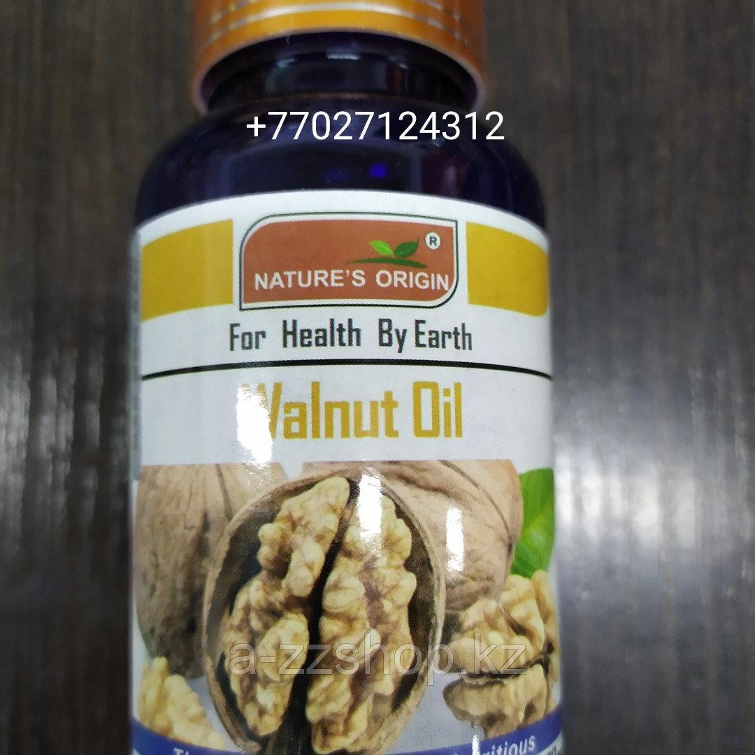 Капсулы Масло грецкого ореха - Walnut Oil