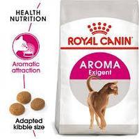 Корм для кошек, очень требовательных к запаху пищи Royal Canin EXIGENT 33 AROMATIC 10kg.