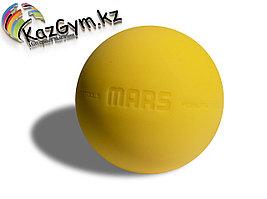 Мяч для МФР 9 см одинарный желтый (FT-MARS-YELLOW)