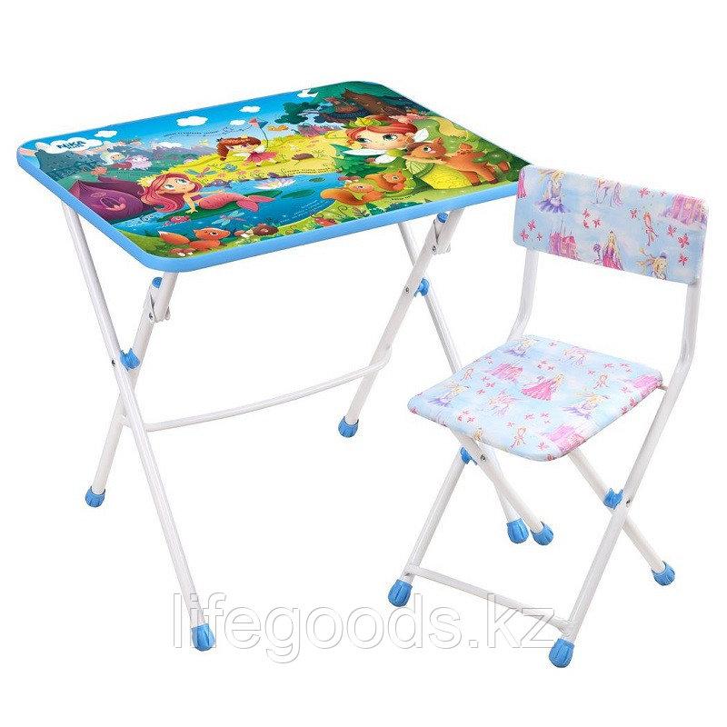 """Комплект детской мебели """"С маленькими принцессами"""" Ника КУ1/16"""