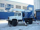 Автовышка ВИПО-18 на шасси ГАЗ 18 метров, фото 4
