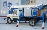 Автовышка ВИПО-18 на шасси ГАЗ 18 метров, фото 5