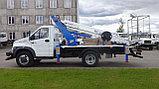 Автовышка ВИПО-18 на шасси ГАЗ 18 метров, фото 6