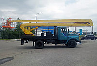 Автогидроподъемник ВС-22 на шасси ЗИЛ 22 метра, фото 1