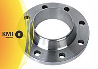 Фланец воротниковый стальной Ду 80 ст. 20 (20А; 20В) ГОСТ ISO 12821-2016 Ру 16 МПа