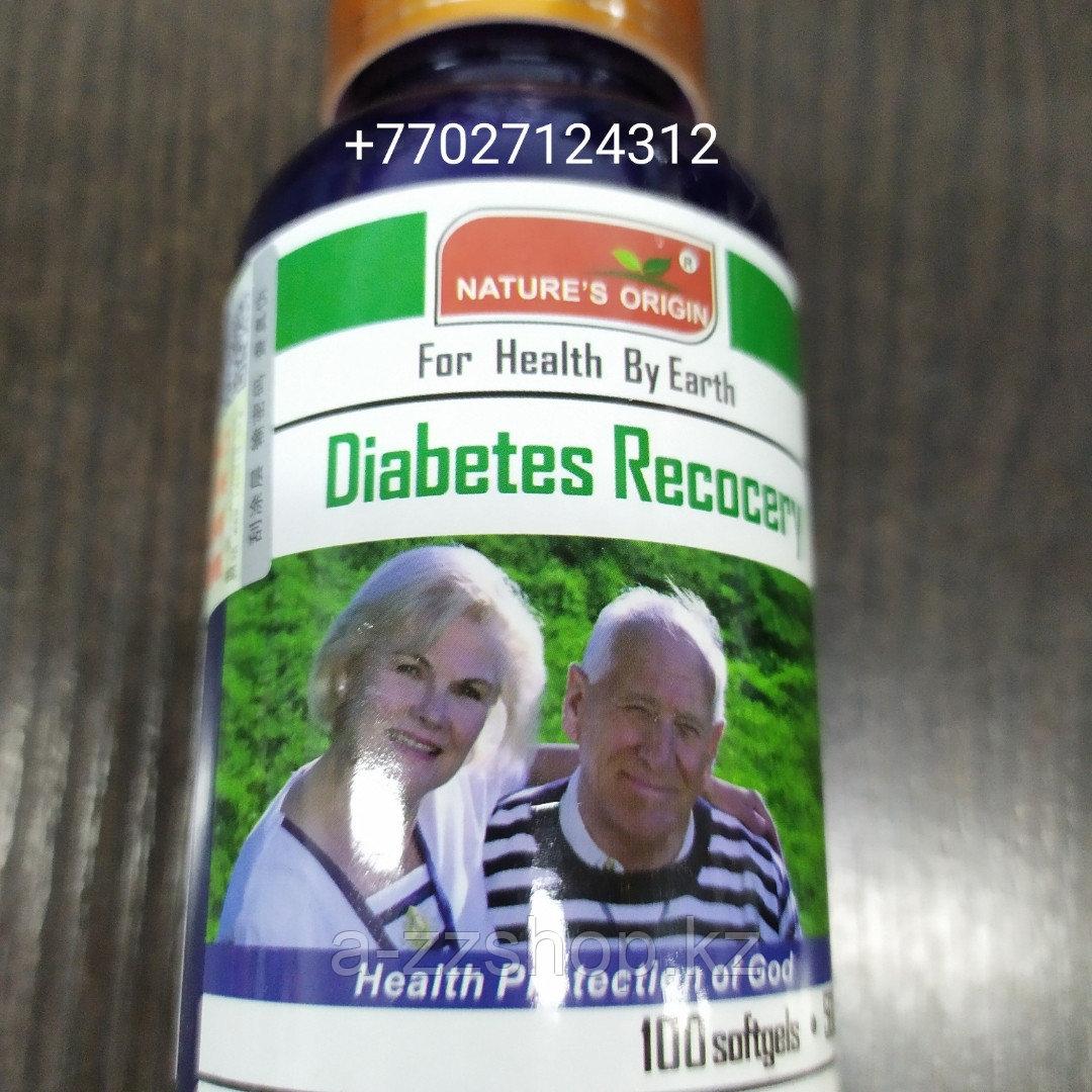 Капсулы при диабете - Diabetes Recocery