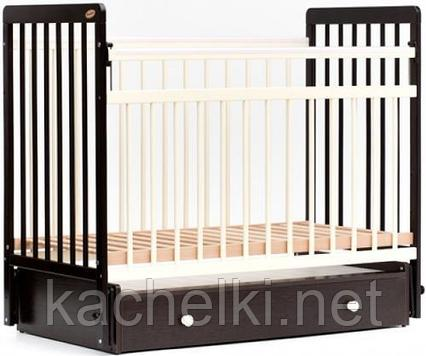 Кровать детская Bambini Евро стиль M 01.10.04