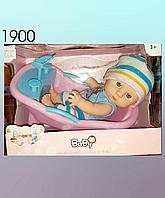 Кукла пупс с ванной Baby, фото 1