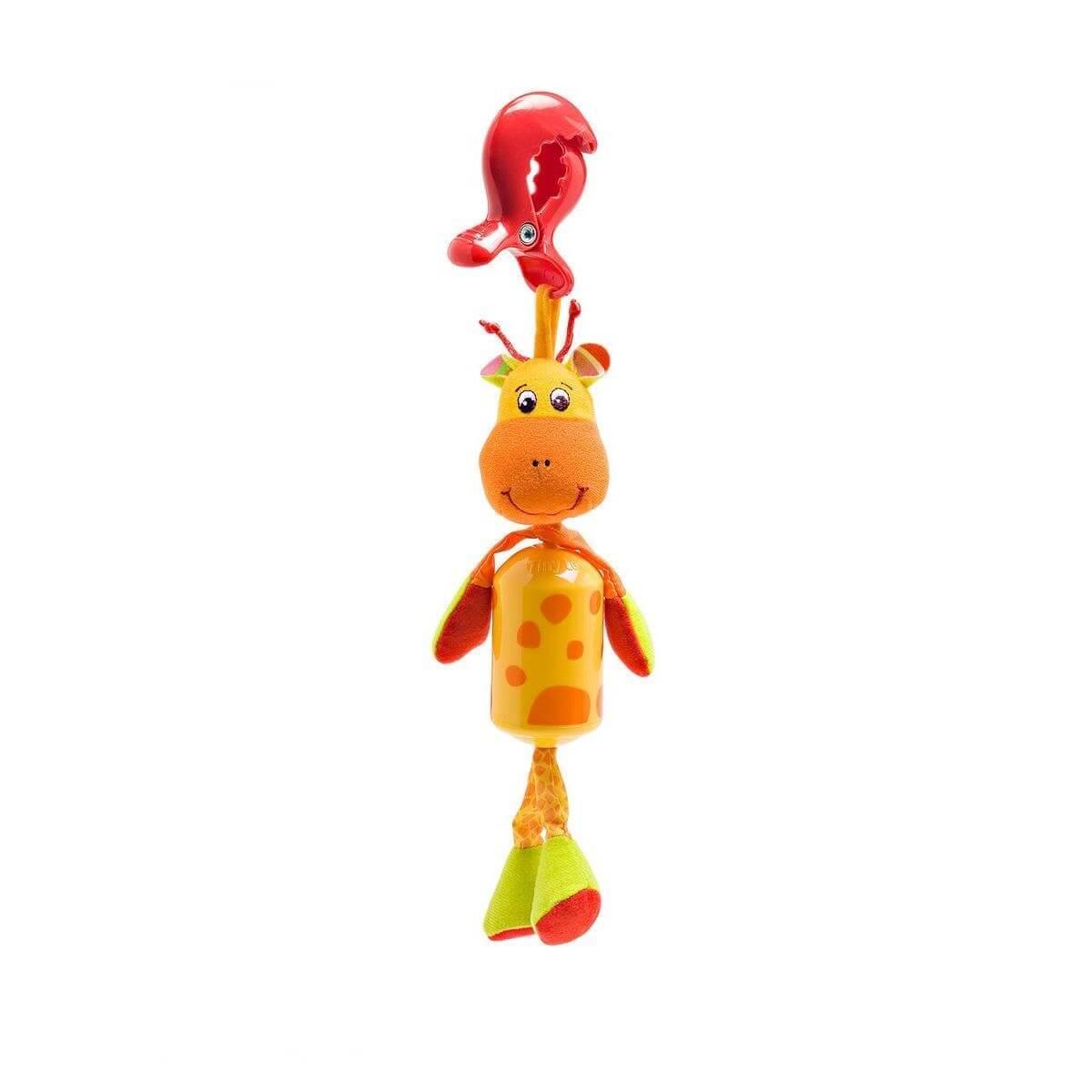 Подвес-колокольчик жираф САМСОН Tiny Love