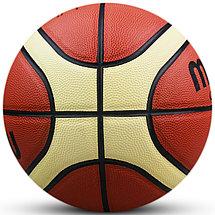 Баскетбольный мяч MOLTEN GG6, фото 3