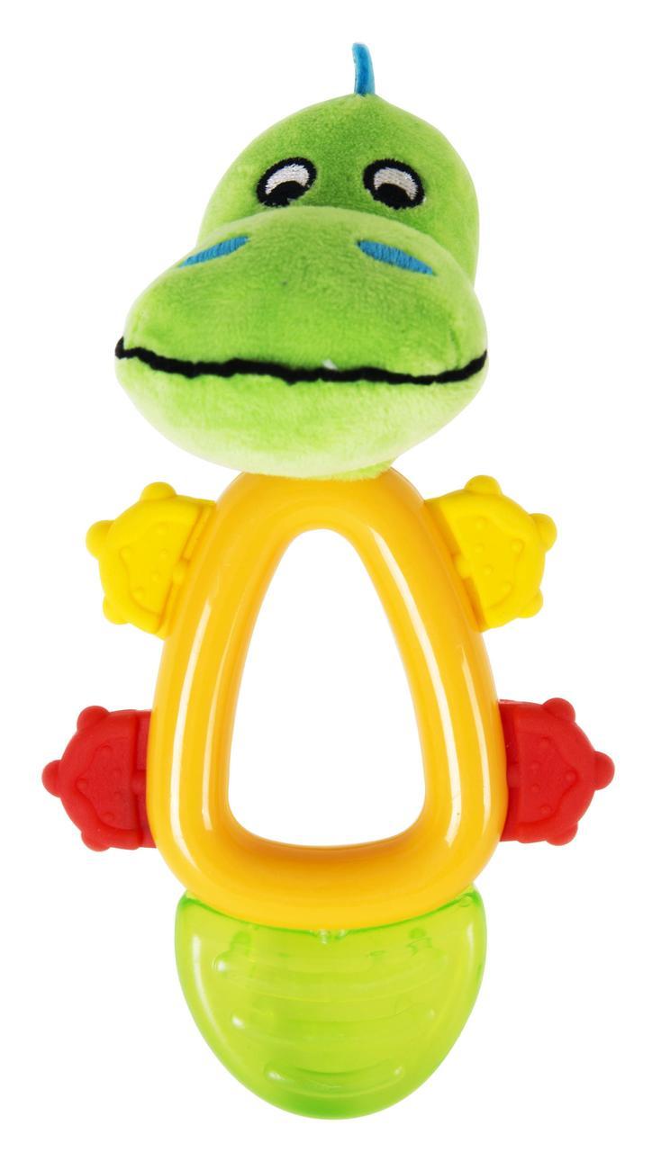 """Игрушка-погремушка """"Кроко"""" Happy Snail"""