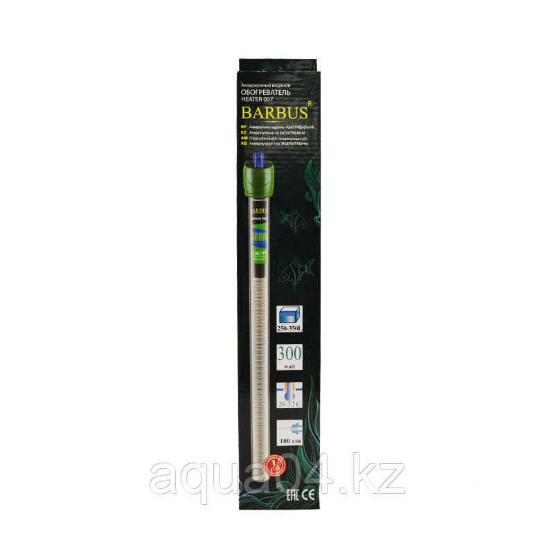 Barbus HL 300 Вт. терморегулятор (стекло)