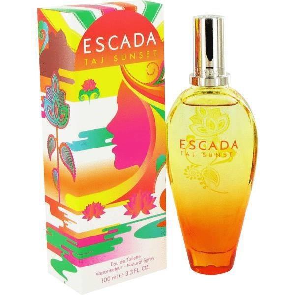 Escada Taj Sunset Мини 4 ml (edt) Тестер 100 ml (edt), Женский, Цитрусовые