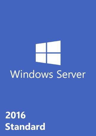 Microsoft Windows Server 2016, электронный ключ, 1 ПК