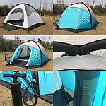Надувная палатка трехместная MIMIR 800, фото 2