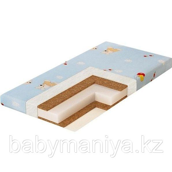 Матрас детский в кроватку Plitex Юниор PREMIUM 119 х 60 х 70см