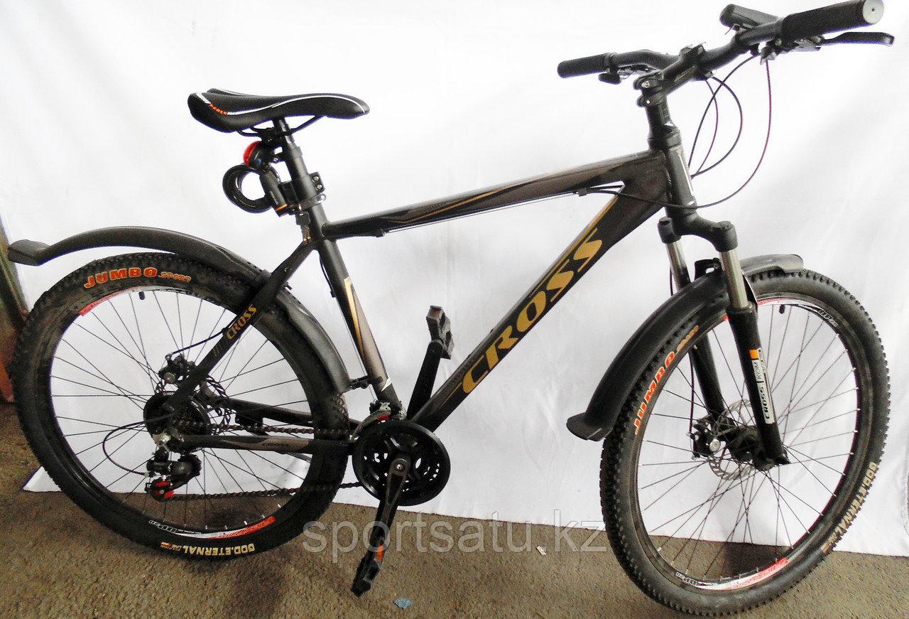 Велосипед CROSS 011 рама 19