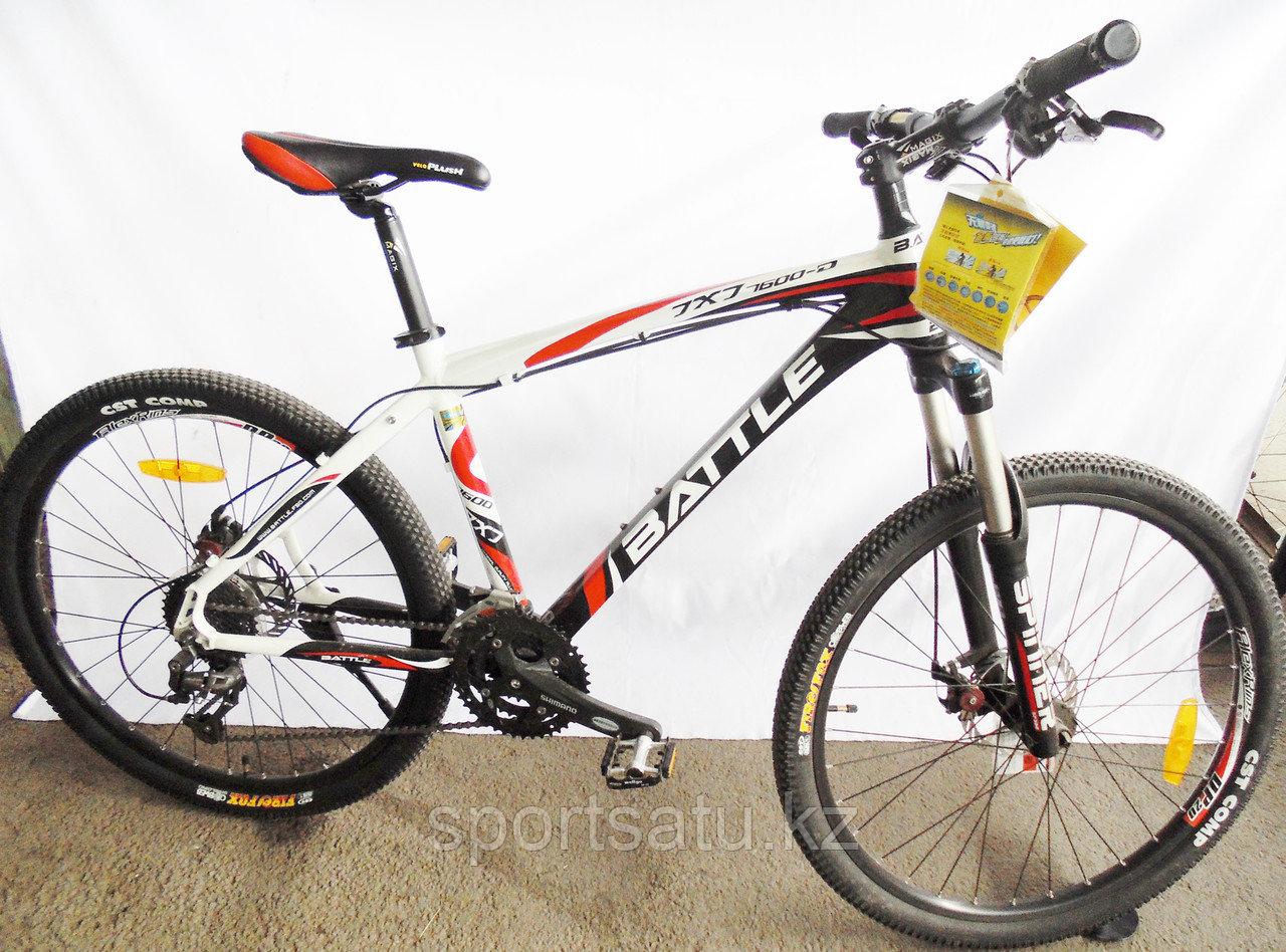 Велосипед BATTLE 7600-D