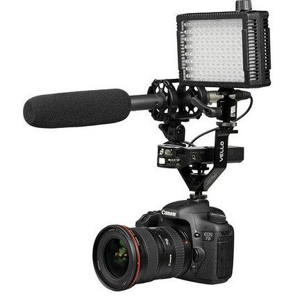 V-образное крепление для аксессуаров на фотоаппараты и видеокамеры, фото 2