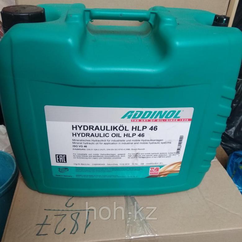 Гидравлическое масло  ADDINOL Hydrauliköl HLP 46