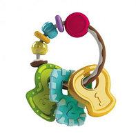 Игрушка-погремушка Infantino Цветные ключи, 005133