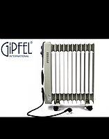 Масляный обогреватель радиатор Gipfel с вентилятором