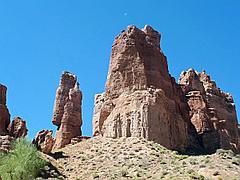 Чарынский каньон - тур в автодоме